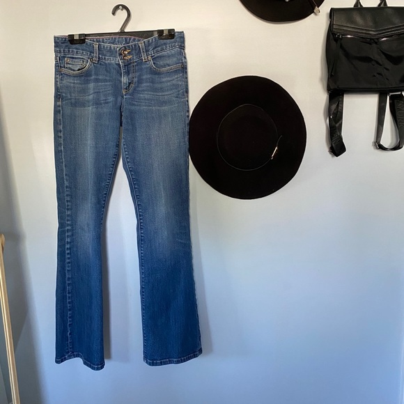 Tommy Hilfiger Bootcut Mid Rise Jeans